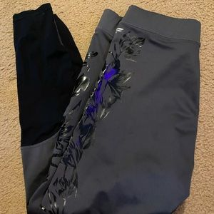 Grey and black fabletics